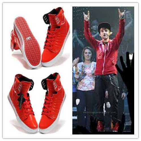 supra shoes tk society justin bieber