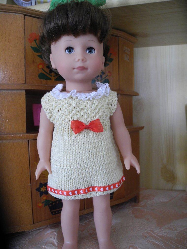 Un petit stage tricot