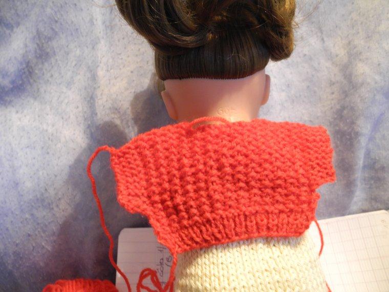 Un petit stage tricot suite