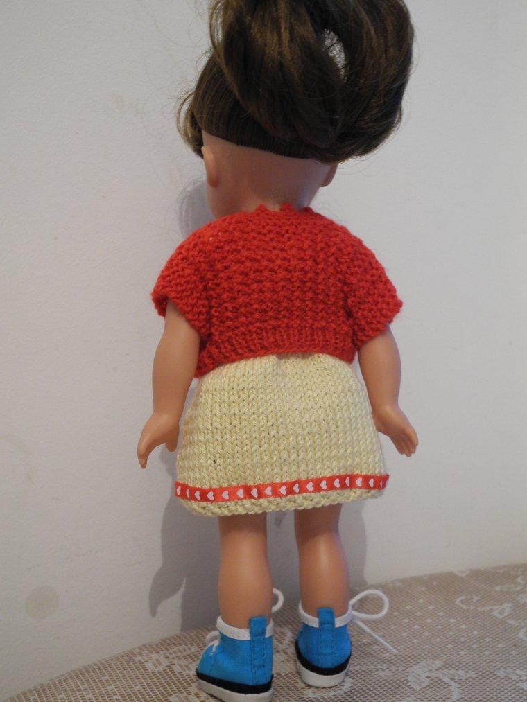 Des nouvelles du petit stage tricot
