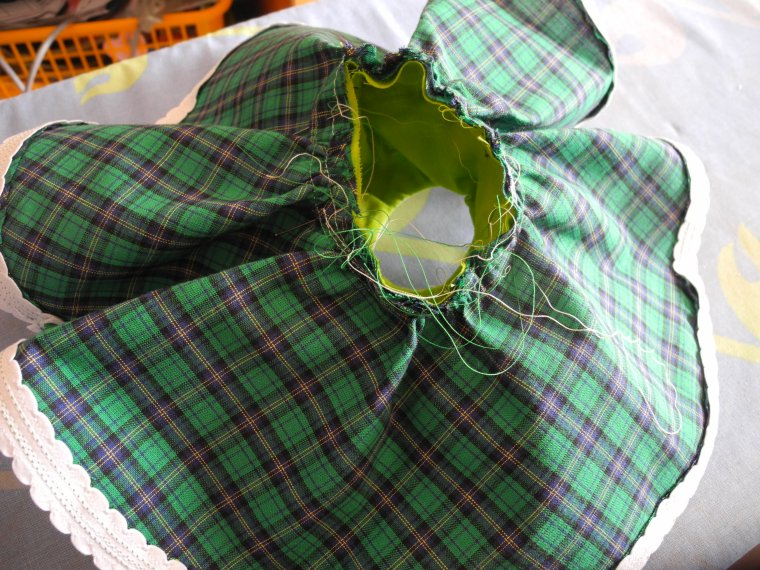 La robe d'avril 54 suite