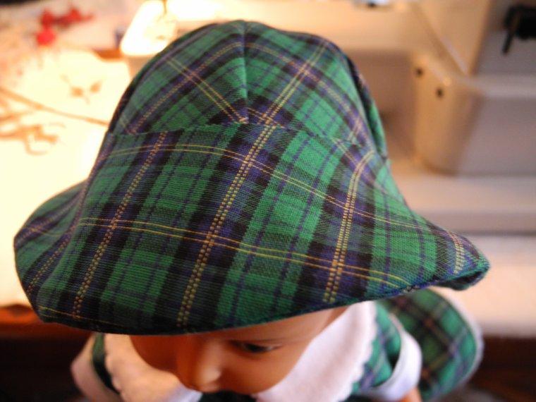 le chapeau d'avril 54