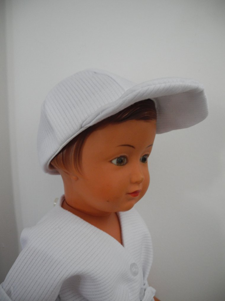 Et la casquette
