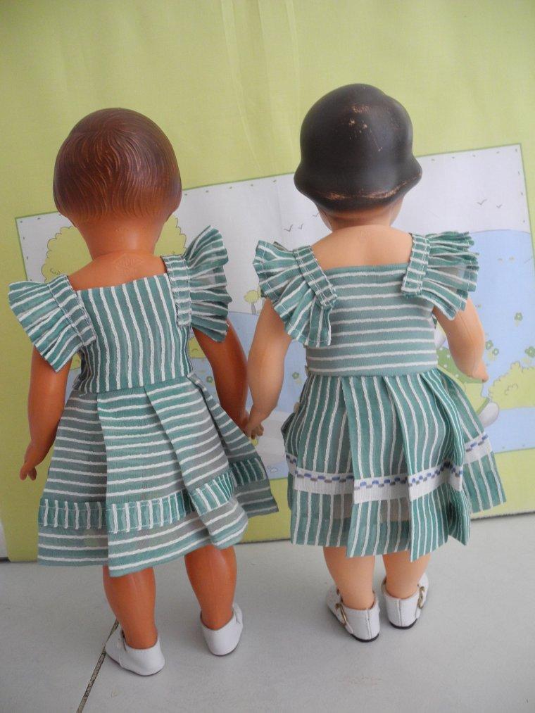 La deuxième robe