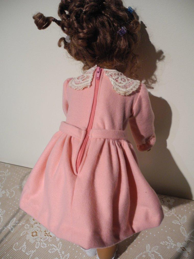 Amalys première robe d'hiver