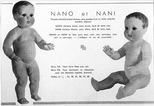 Nano et Nani