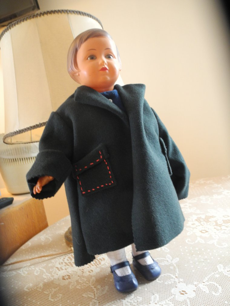 Un manteau pour Françoise