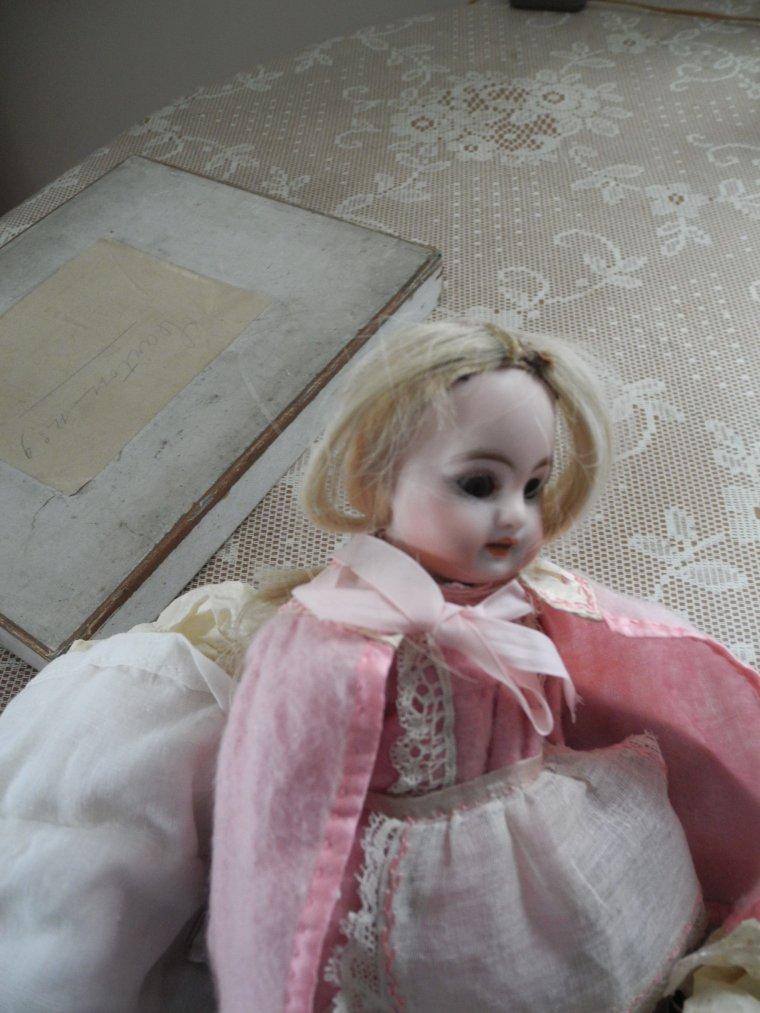 les poupées de Marie-Thérèse