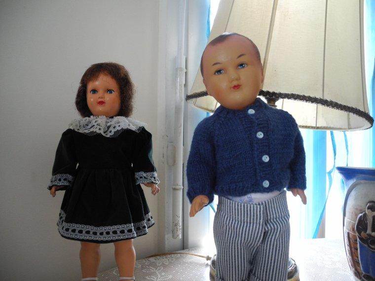 Capucine et Alain