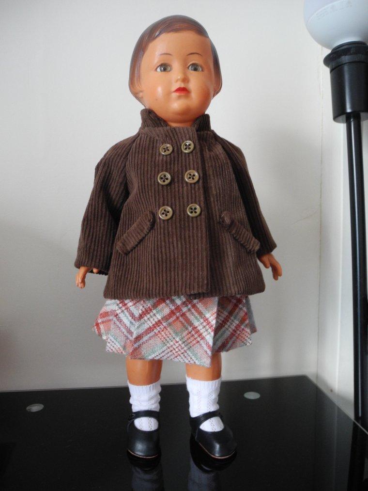 Une nouvelle veste pour Françoise
