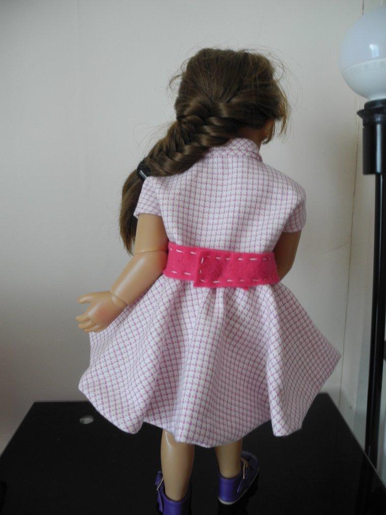 La robe est attribuée