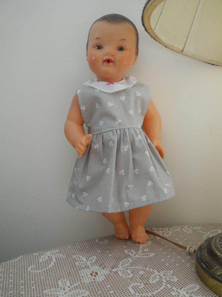 la mini robe Petits c½urs