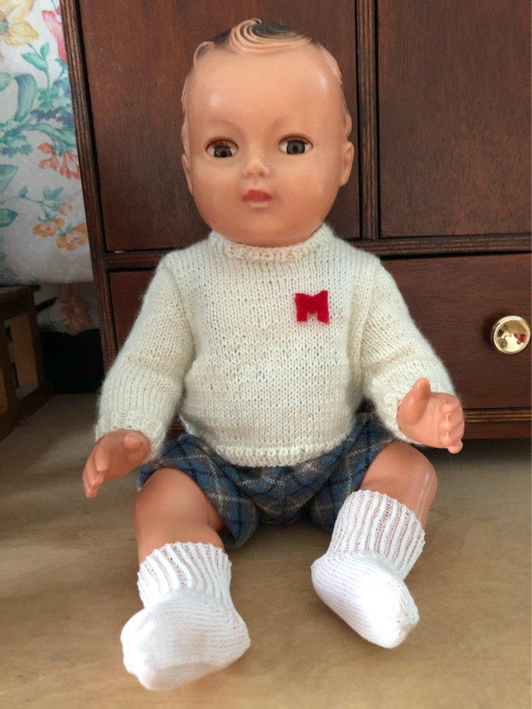 Chez les poupées