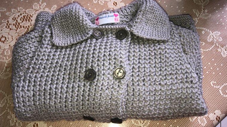 et côté tricot