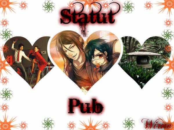 Statut Pub