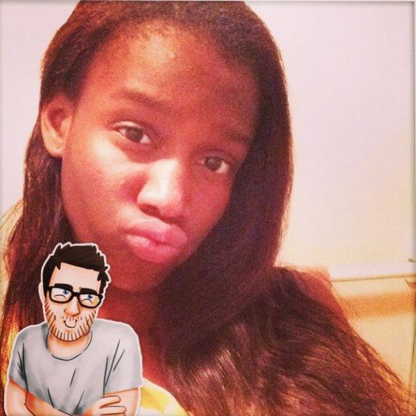 Moi avec Cyprien !!! ❤️
