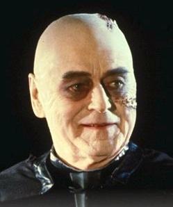 Star wars pisode 6 le casting sebastien shaw anakin skywalker visage de dark vador - Visage de dark vador ...