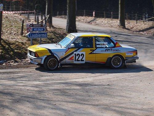 Rallye de Trois-Ponts (Belgique)
