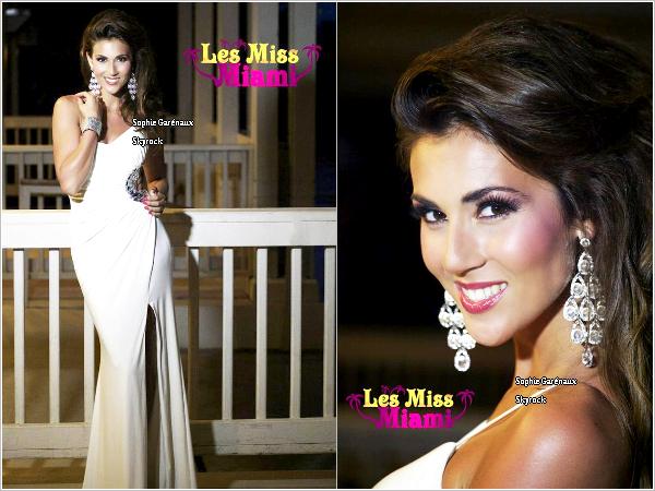 01/08/13 : Les Miss à Miami
