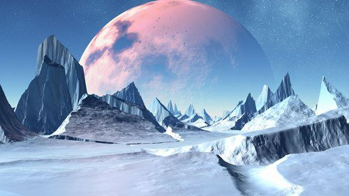 Chapitre 3 : A strange new world