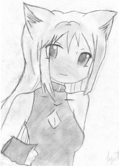 Dessin 11 manga neko blog de dessin luna - Dessin manga image ...