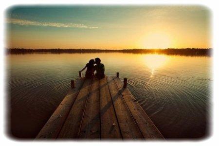 """""""Quand on vit, qu'on s'aime, et que l'un a pleuré ; on pardonne, on oublie, et tout est réparé."""""""