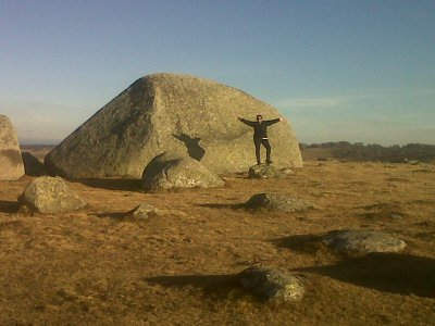 Le roc du loup 1273m (et tjs pas de neige!)