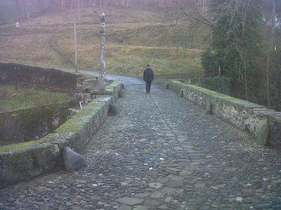 7e jour : St Chély-Espalion Le pont des pèlerins