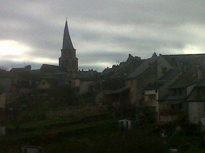 St Côme d'Olt et son clocher (ze hotte gesof)