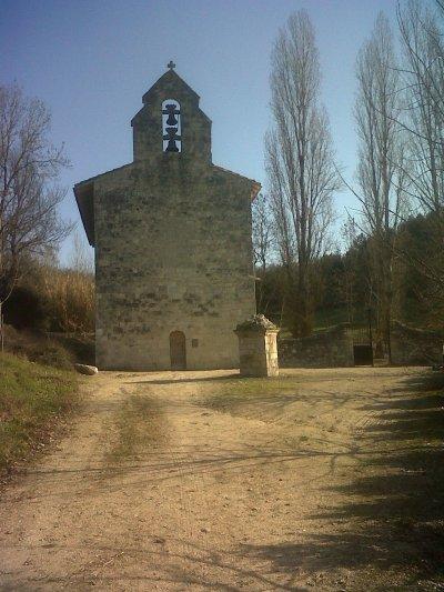 Chapelle romane Saint Sernin