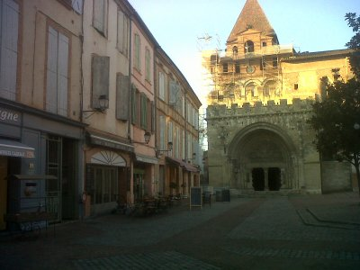 L'abbaye St Pierre de Moissac