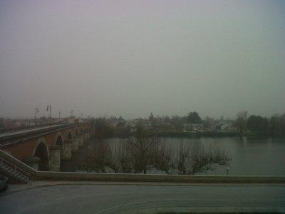 17e jour Le pont Napoléon sur le Tarn a Moissac