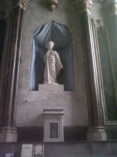 St Jacques dans la cathédrale de Lectoure