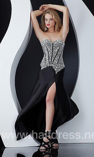 Black prom dress,Not the same as instant gas field