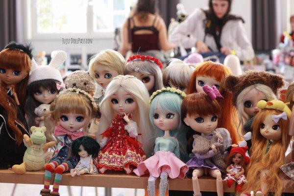 Nouvelles & Little Doll Strasbourg
