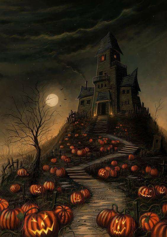 Joyeux Halloween / Samain