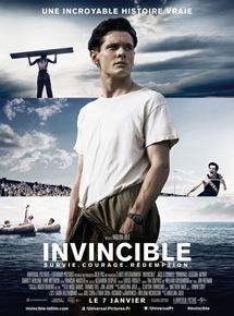 Invincible ( Unbroken) film box office