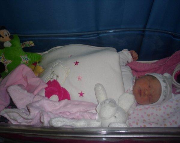 ma fille Eléa