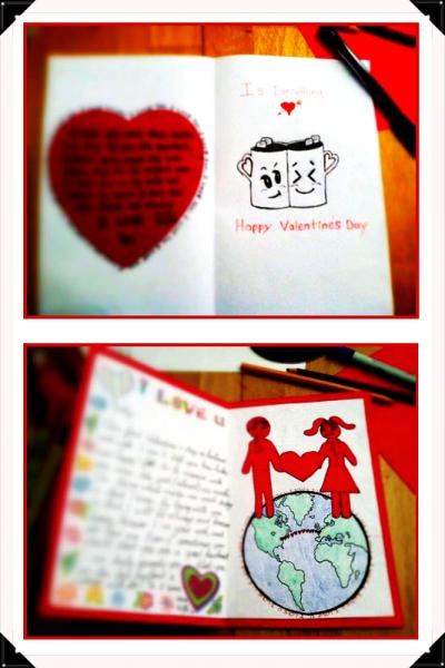 ♥ Saint-Valentin 2012 ♥