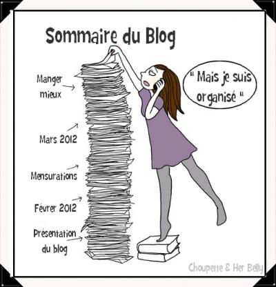 Sommaire du Blog !