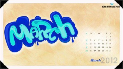 Mars 2012 : C'est partit !