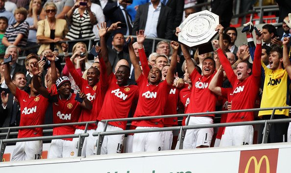 [..MAN UNITED COMMUNITY SHIELD 2011...]