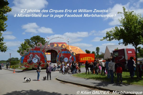 CIRQUES ERIC ET WILLIAM ZAVATTA Monterblanc 2015
