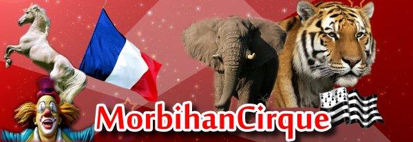 La Page Facebook Morbihancirque