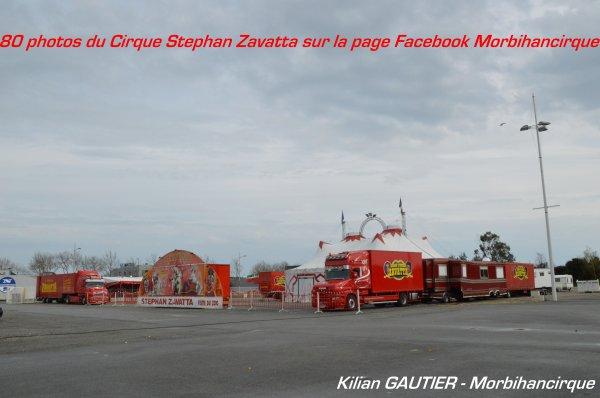 Cirque STEPHAN ZAVATTA Vannes 2014