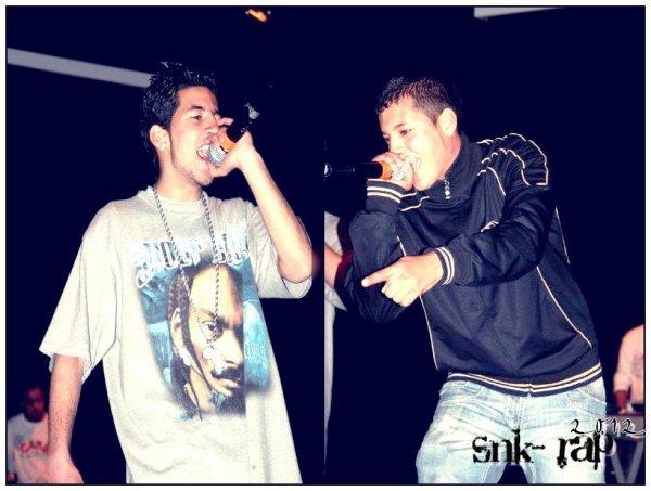 °(Snk-RaP)° 2012 Original