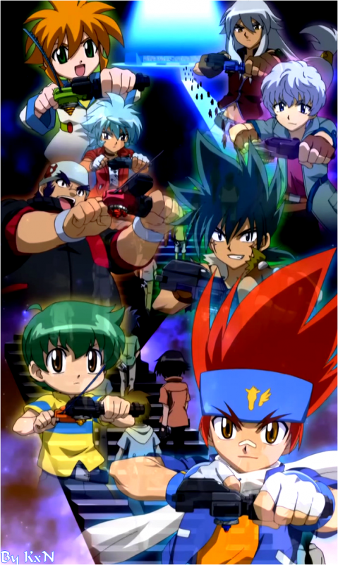 |~~~¤ Metal Fight Beyblade ¤~~~|