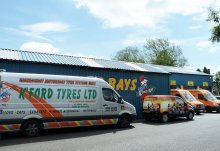 A Glance At Tyres Dudley