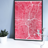 The Rising Popularity Of Map Poster