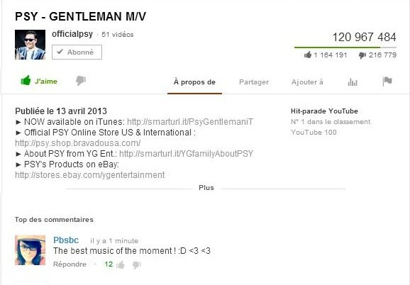 Top commentaire :p